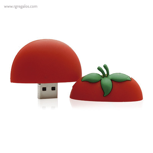 Memoria USB formas frutas cereza - RG regalos promocionales