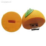 Memoria USB formas frutas naranja - RG regalos promocionales