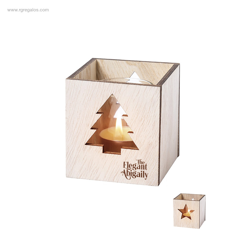 Portavela-madera-Navidad-RG-regalos
