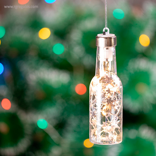 Botella con luz interior - RG regalos promocionales