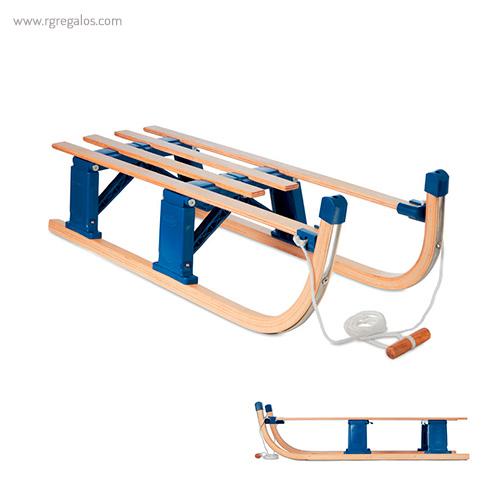 Trineo plegable en madera - RG regalos publicitarios