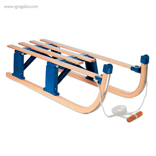 Trineo plegable en madera lateral - RG regalos publicitarios