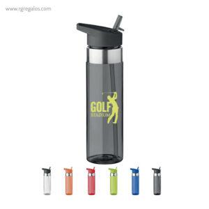 Botella de tritán con boquilla 650 ml - RG regalos promocionales