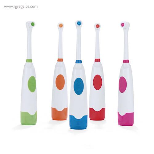 Cepillo de dientes eléctrico colores - RG regalos publicitarios