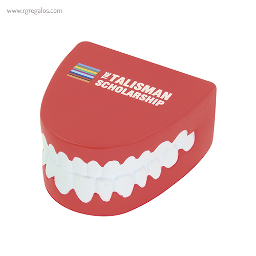 Dentadura antiestrés - RG regalos publicitarios