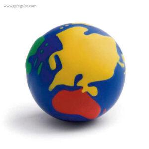 Bola del mundo antiestrés - RG regalos promocionales