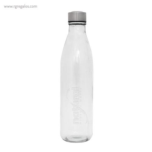 Botella de cristal de 1 litro - RG regalos promocionales