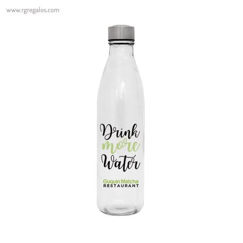 Botella de vidre de 1 litro - RG regalos publicitarios