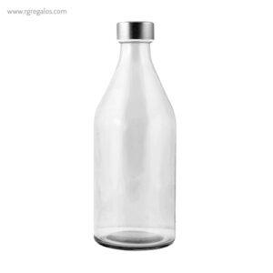 Botella de cristal para agua de 1 litro - RG regalos promocionales