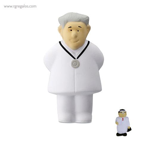 Doctor antiestrés promocional - RG regalos publicitarios