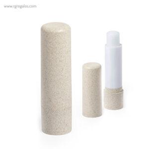 Bálsamo labial fibra de bambú - RG regalos personalizados