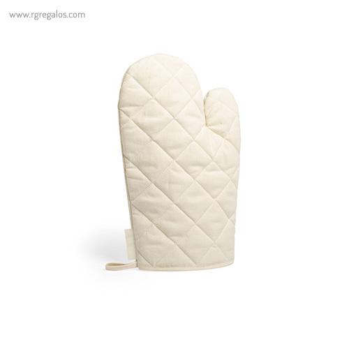 Manopla de cocina algodón orgánico dorso - RG regalos publicitarios
