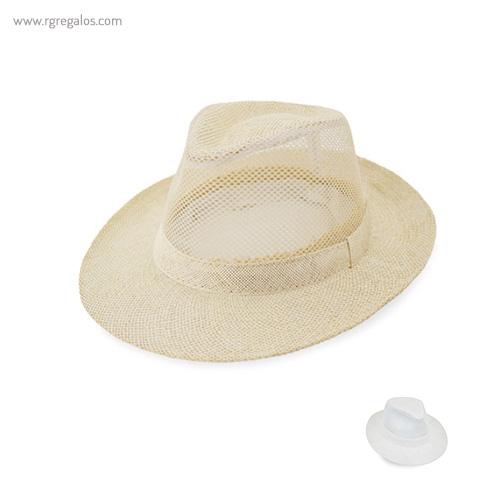 Sombrero en fibra natural - RG regalos publicitarios