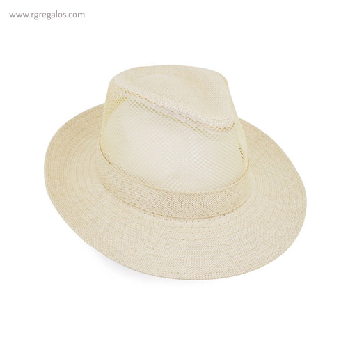 Sombrero en fibra natural ligero - RG regalos publicitarios