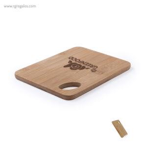 Tabla de cortar de bambú - RG regalos promocionales