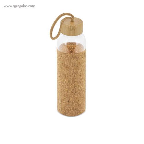ampolla de vidre i suro de 500 ml - RG regals promocionals