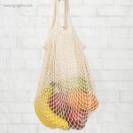 Bolsa algodón malla compra detalle - RG regalos publicitarios