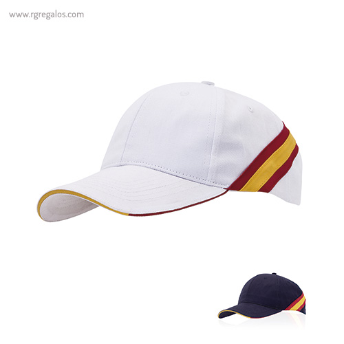 Gorra bandera de España - RG regalos publicitarios