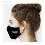 Mascarilla personalizada reutilizable Delsey - RG regalos promocionales