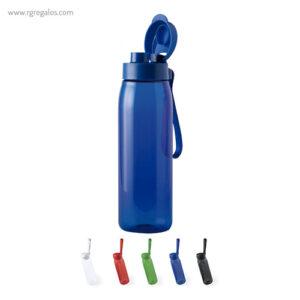 Botella de tritán con cinta 820 ml - RG regalos publicitarios