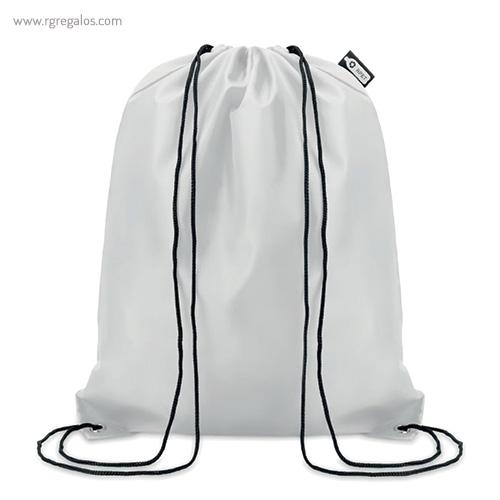 Mochila-saco-de-rpet-190t-blanca-RG-regalos-empresa