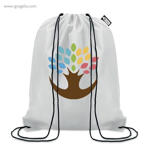 Mochila-saco-de-rpet-190t-logo-RG-regalos-empresa