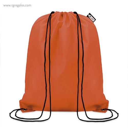 Mochila-saco-de-rpet-190t-naranja-RG-regalos-empresa