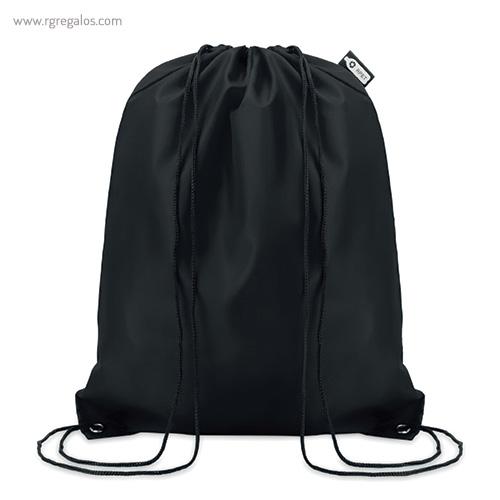 Mochila-saco-de-rpet-190t-negra-RG-regalos