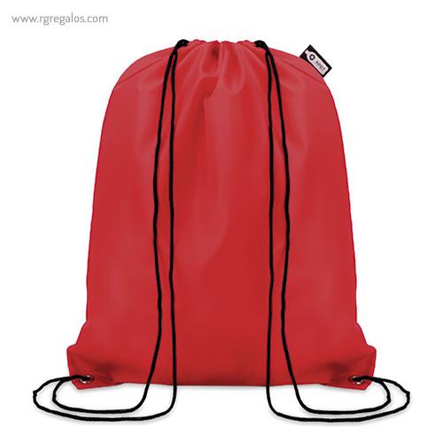 Mochila-saco-de-rpet-190t-roja-RG-regalos