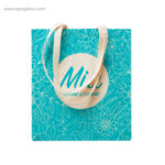Bolsa algodón totalmente personalizada 7 - RG regalos de empresa