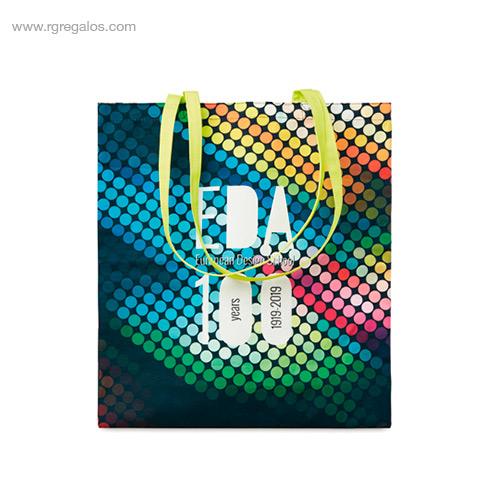 Bolsa algodón totalmente personalizada - RG regalos personalizados