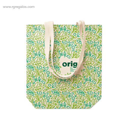 Bolsa algodón totalmente personalizada - RG regalos