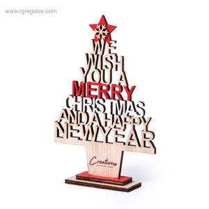 Árbol-navidad-madera - RG-regalos-promocionales
