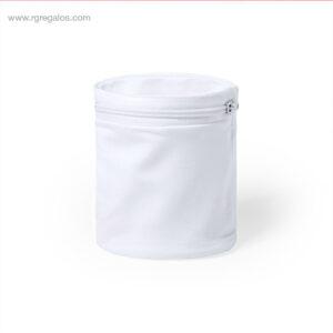 Muñequera porta mascarilla blanca - RG regalos de empresa