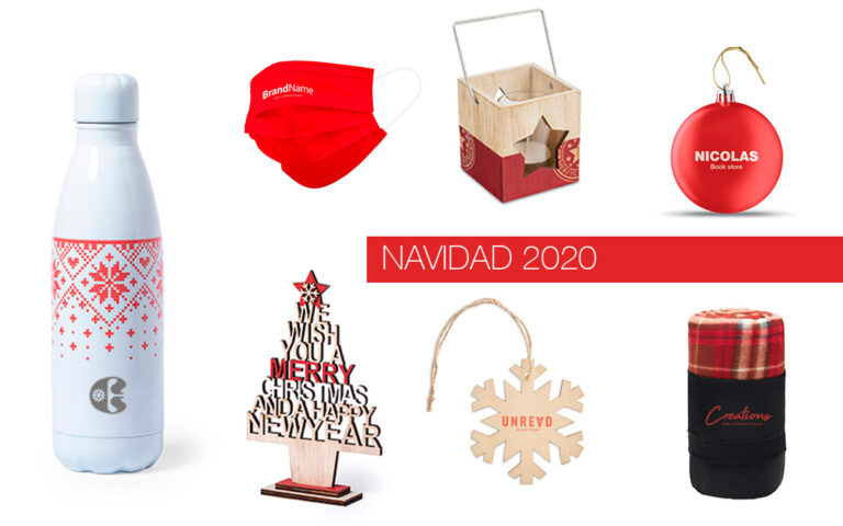Regalos d'empresa nadal- RG regalos