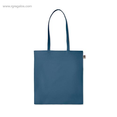 Bolsa-algodón-orgánico-colores-azul-asas-largas-RG-regalos