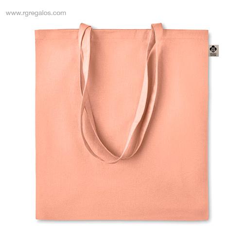 Bolsa-algodón-orgánico-colores-naranja-RG-regalos