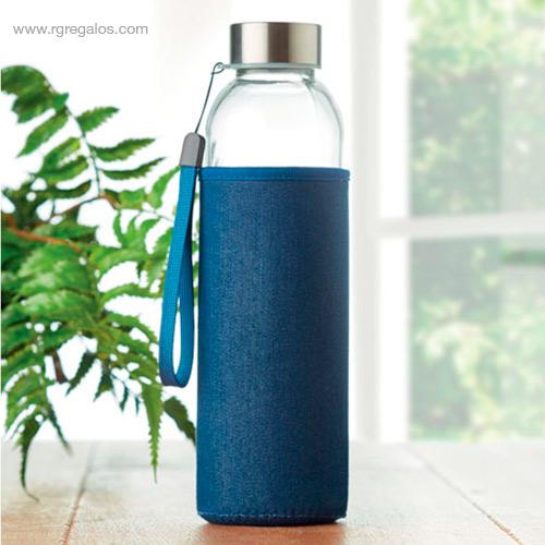 Ampolla-amb-funda-efecte-denim-RG-regals-d'empresa