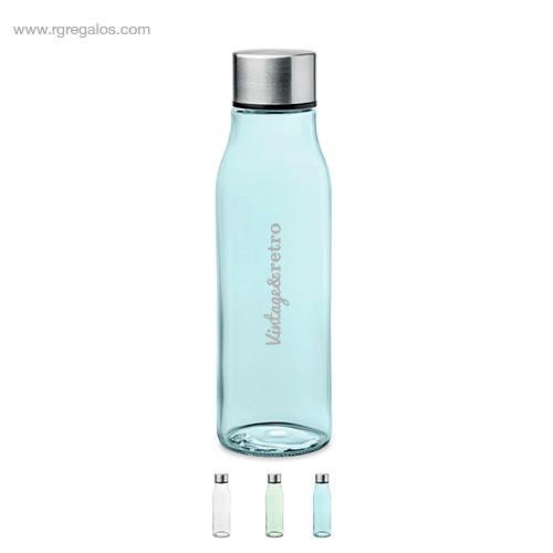 Botella de cristal 500 ml - RG regalos publicitarios