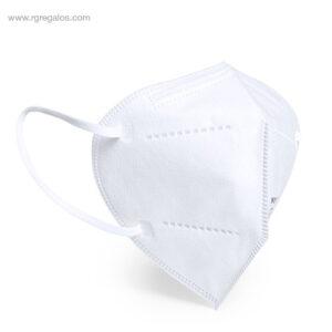 Mascarilla FFP2 blanca - RG regalos publicitarios