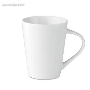 Taza cónica de porcelana - RG regalos promocionales