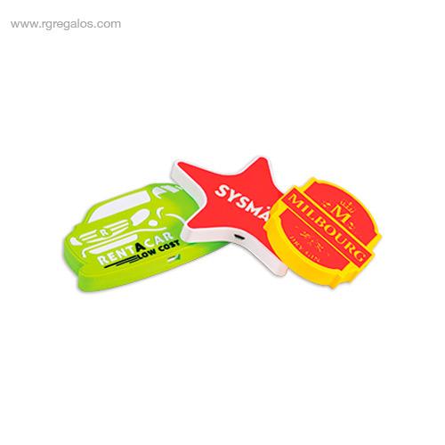 Cargador inalámbrico personalizado formas especiales - RG regalos de empresa