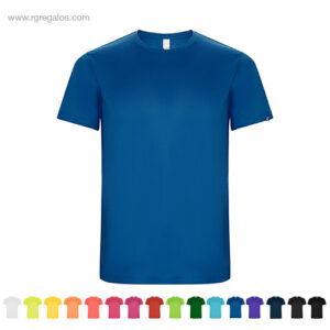Camiseta técnica eco hombre - RG regalos