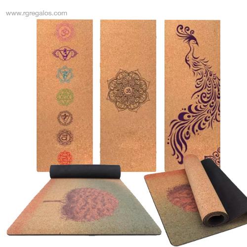 Esterilla-yoga-corcho-RG-regalos-de-empresa