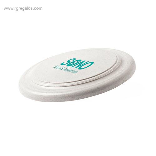 Frisbee fibra de bambú - RG regalos publicitarios
