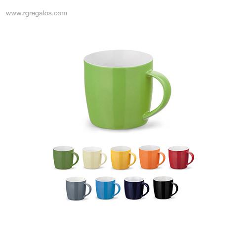 Taza-cerámica-colores-brillantes-370-ml-colores-RG-regalos-empresa