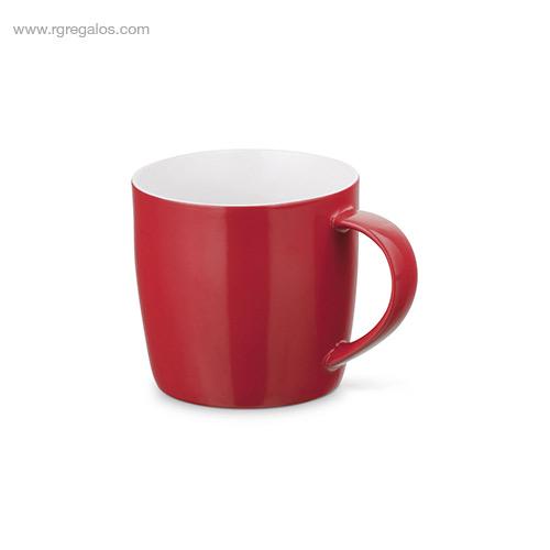 Taza-cerámica-colores-brillantes-370-ml-roja-RG-regalos