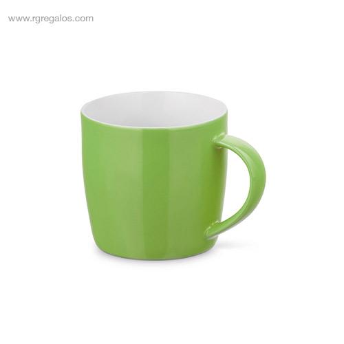 Taza-cerámica-colores-brillantes-370-ml-verde-RG-regalos