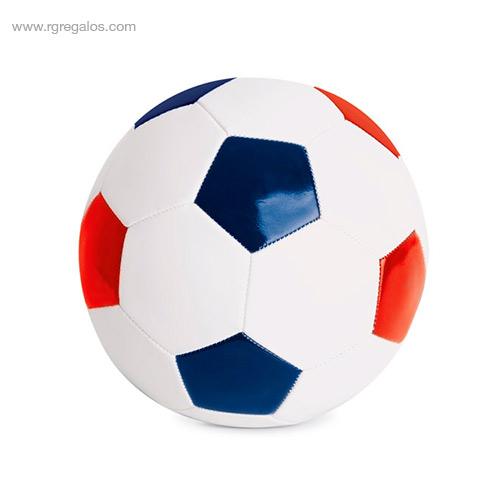Balón-fútbol-reglamento- azul-RG-regalos-de-empresa