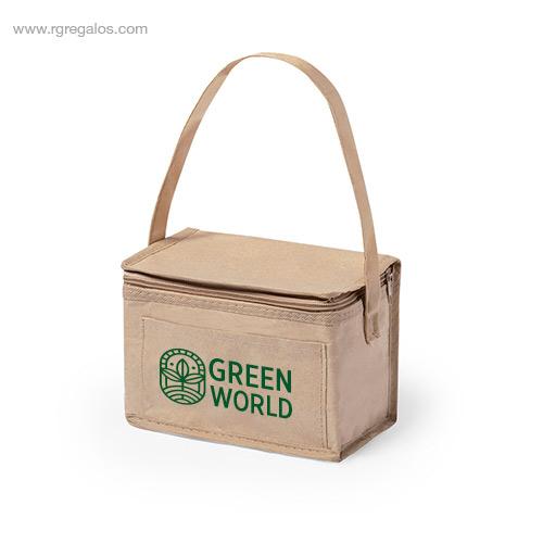 Bolsa nevera papel laminado - RG regalos